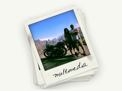 Fotos, videos y relatos de viajes en moto